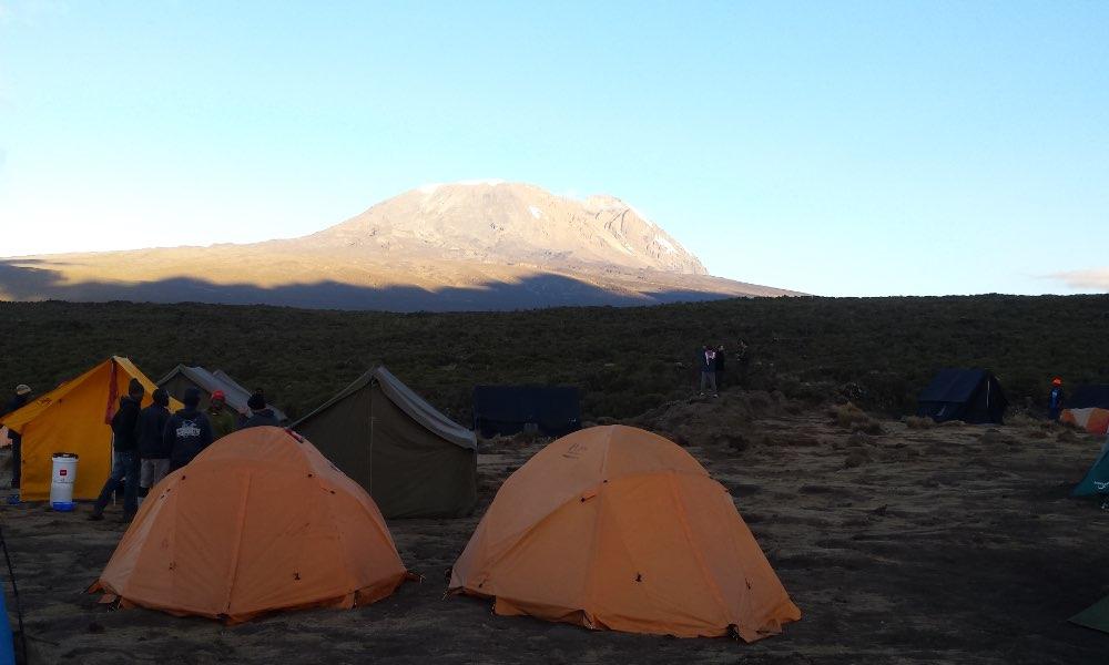 TrekFit Mt Kilimanjaro Tanzania's National Park Hike Uhuru Summit